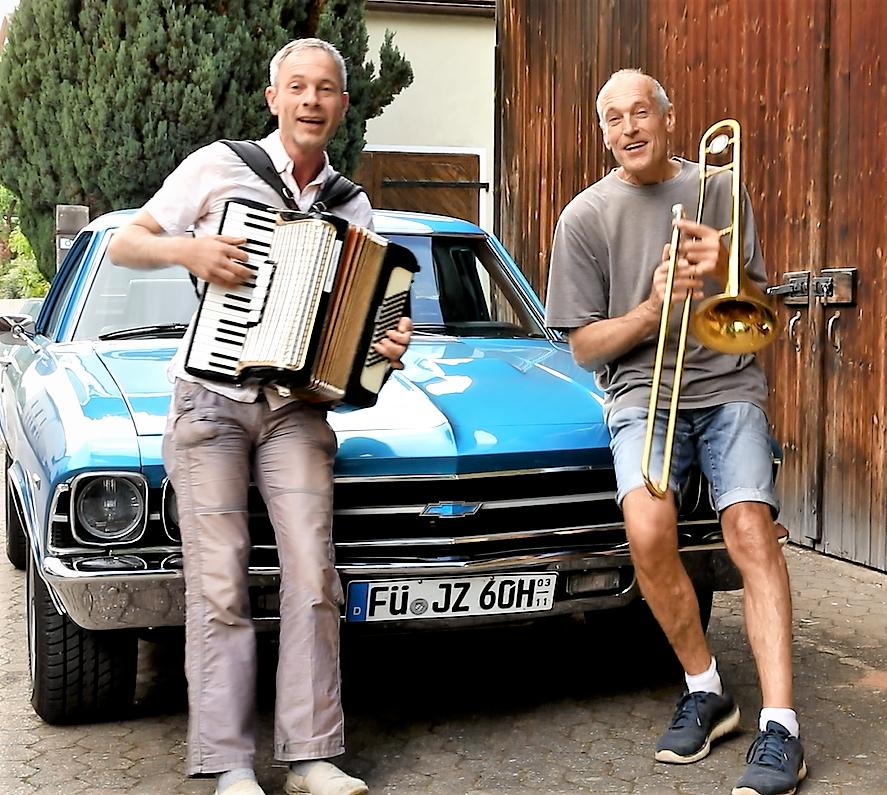 Mister Schwung & Mister Charme